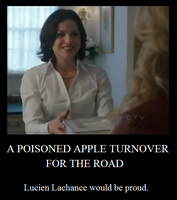 OUaT: Apple Turnover Demotivational by BloodRosesForAll