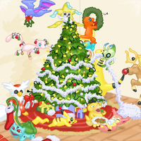 Deck the Halls by Jaydeis
