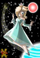 Princess Rosalina by DiscoSaeba