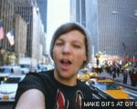 Louis Tomlinson One way or another Gif by Onedirectionfangirly
