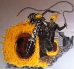 Ghostrider by SSDrawings
