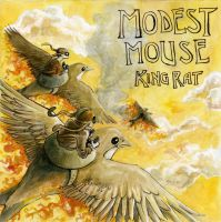 Modest Mouse cover-King Rat by DragonSpark