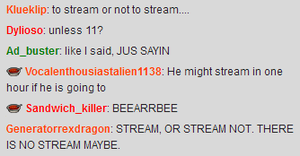 Yoda's Advice On Streaming by DRAGONLOVER101040
