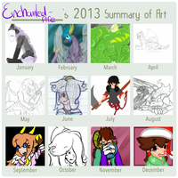 art summary by Ded-Fire-Dragon