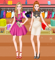 High Fashion Twins - Dress up Game by willbeyou
