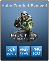 Halo: Combat Evolved by SkullBoarder