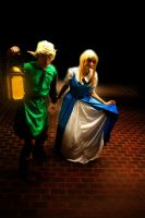 Link to the Past - Lighting the Way by Midnight-Dare-Angel