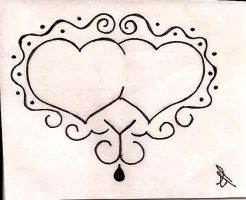 Hearts Entwined by ThornZfire