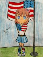 National Pride! by Artistic-Resonance