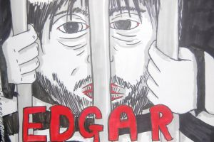 Collab - Edgar 1 by BedraggledKitty