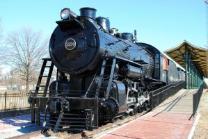 Norfolk and Western 1134 other by xshadow259