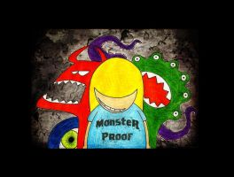 monster proof by MSLucy