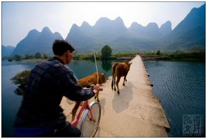Yangshuo - Drive by superkev