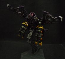 ROTF Ratbat Bat by Shinobitron