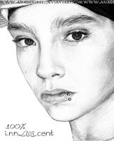 Tom Kaulitz by Amaranthie