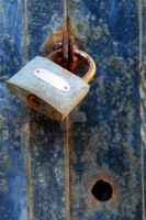 Padlock no. 3 by vvvulpea