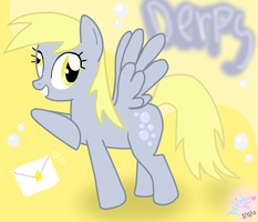 Derpy Hooves by Artizluv