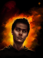 Dark!Stiles by Alienablackmores