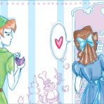 Chesire Bakery-Peter and Wendy by flewyesterday