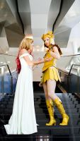 Galaxia - Sailor Moon - Mirror by SweetLuminia