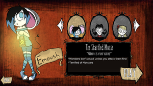 Emoush: Don't Starve by Elimy23