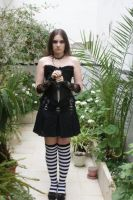Me with Goth Clothes by MySweetQueen