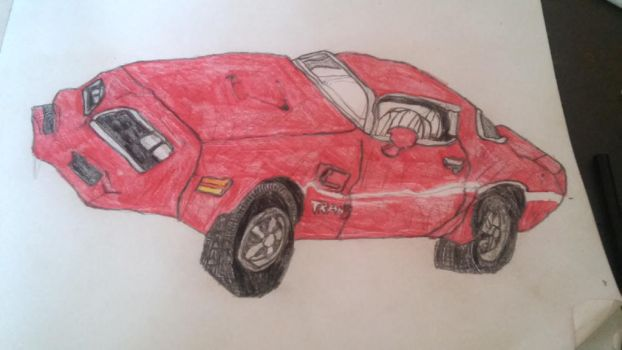 Muscle Car by Horselover2471226