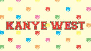 Kanye West Wallpaper by LiyaY