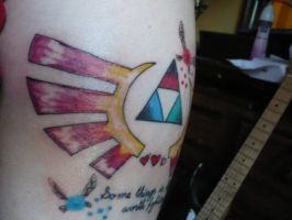 zelda tattoo 2 by karaseechakra
