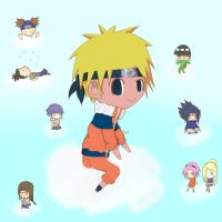Naruto Clouds WIP by iNintendo