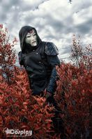 Amon - The legend of Korra by team-cosplay-hn