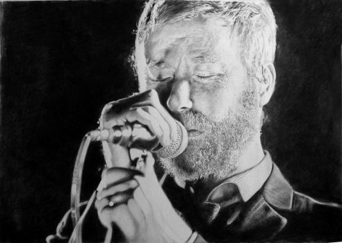 THE NATIONAL by Wheat-C