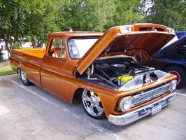 Chevrolet C10 Lowrider by DarkWizard83