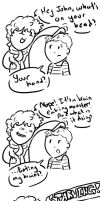 Sherlock: Hey John by Floating-Hobbit