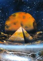 Trophic Pyramid Photopaper by RiensArtwork