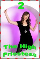 2 - The High Priestess by michaelritchie200