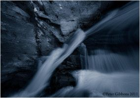 Rushing Water 1 by Photo-Joker