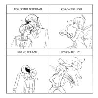 Kiss meme: GO by demitasse-lover