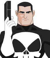 The Punisher [WIP] by ierdna