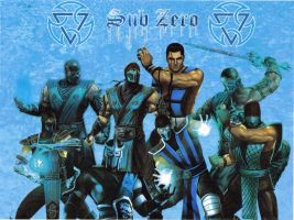MK Sub Zero by The37thChamber