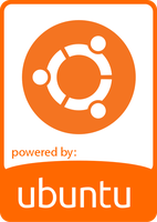 Ubuntu Badge by amai-biscuit