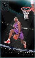 Vince Carter by vinnyvieira