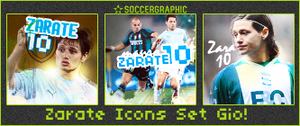 Zarate Set Icon by GioGXF
