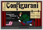 Configurani - Inspector Watson by Boony2000