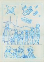 No Need For Jerren And Ami p1 (pencils) by RedShoulder