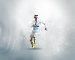 Gareth Bale by MiMoMaDriDi