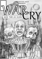 WAR Cry Cover by Gargantuan-Media