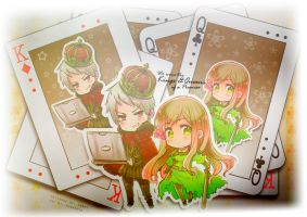 Kings and Queens by nurselorry01