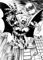 Batman Inked by Asiri57