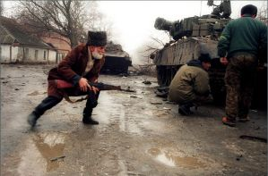 First Chechen War by CheWoLF
